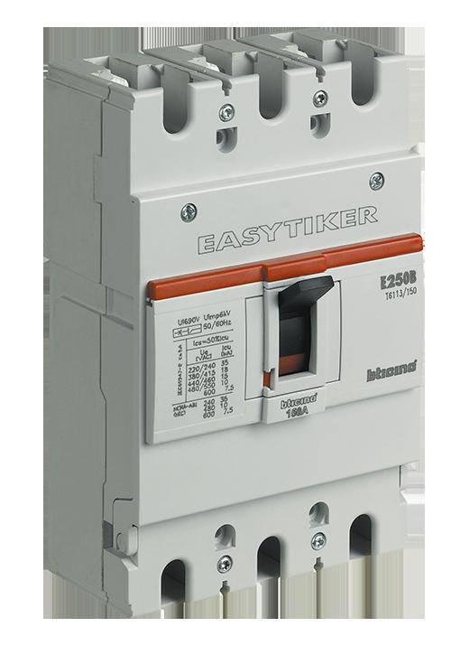 Interruptor termomagnético E250H