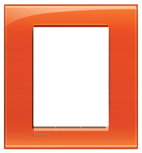 Placa Naranja