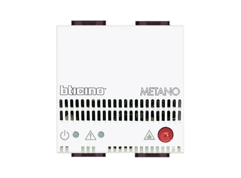 Kit completo de detector de gas metano