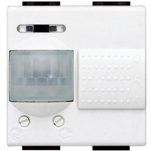 Detector de presencia por rayos infrarrojos