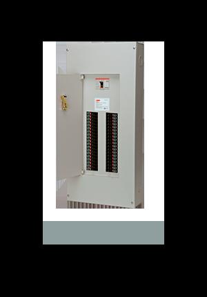 Centros de carga para residencias de 300 m2 o más