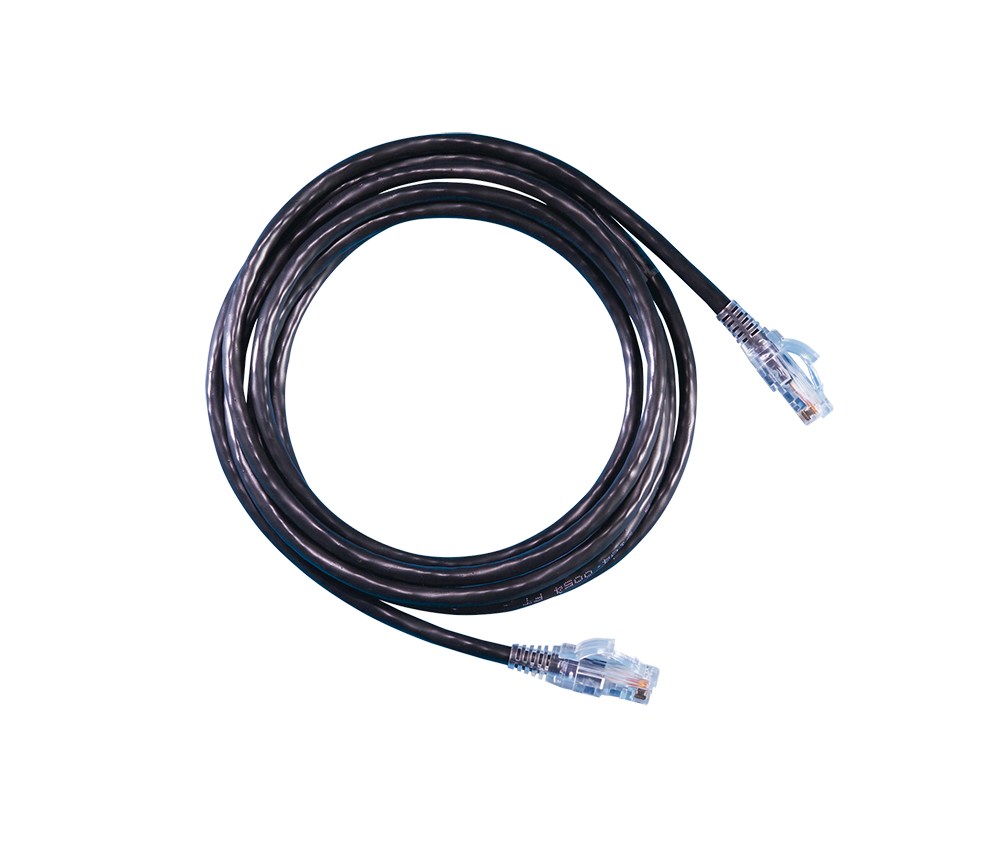 PATCHCORD CAT5E, 25FT,