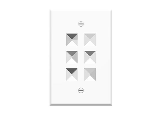 Wall Plates - Keystone