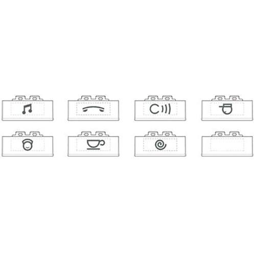 Kit de lentillas 1 para cubreteclas