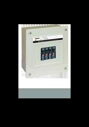 Centros de Carga para residencias de 120 m2