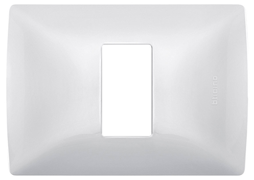 Placa blanco mérida