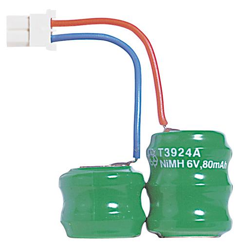 Bateria de reeplazo para lámpara de emergencia