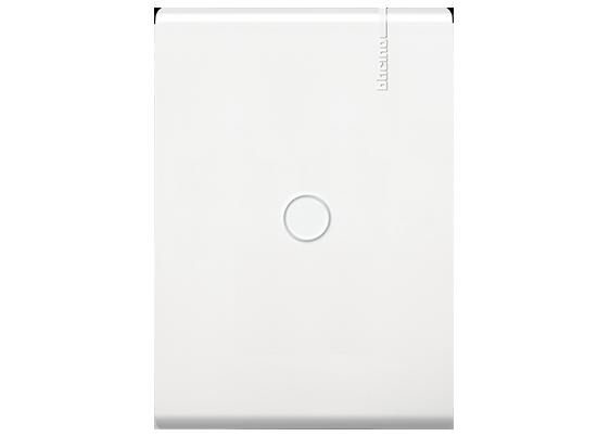 Placa blanca Modus Pro