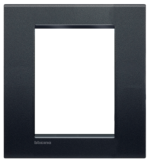 Placa Negro Antracita