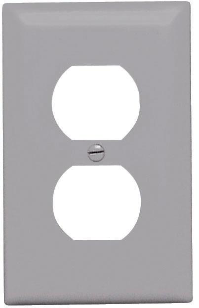 Placa duplex de nylon