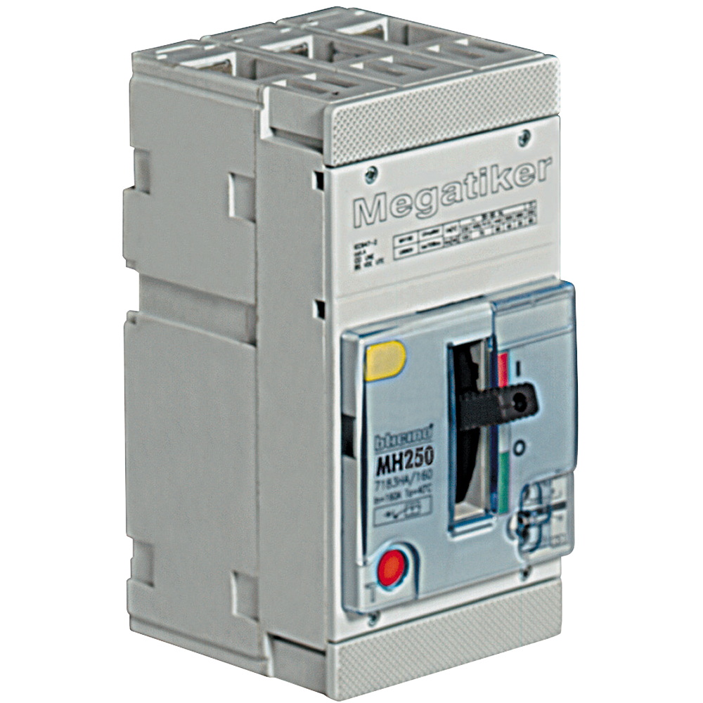 Interruptor termomagnético MH250