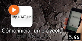 Programación MyHome Up