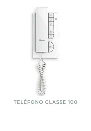 Intercomunicación Classe 100