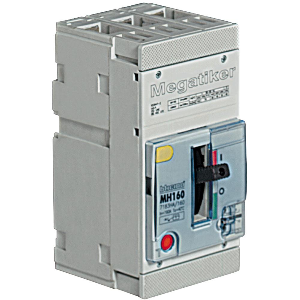 Interruptor termomagnético MH160
