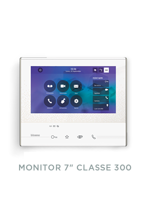 VideoInterfón Classe 300