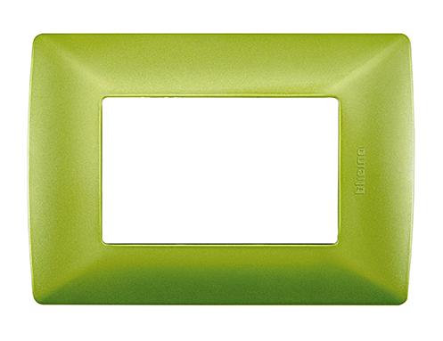 Placa verde jade