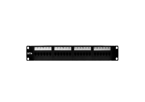 Data Patch Panel - Rack Mount