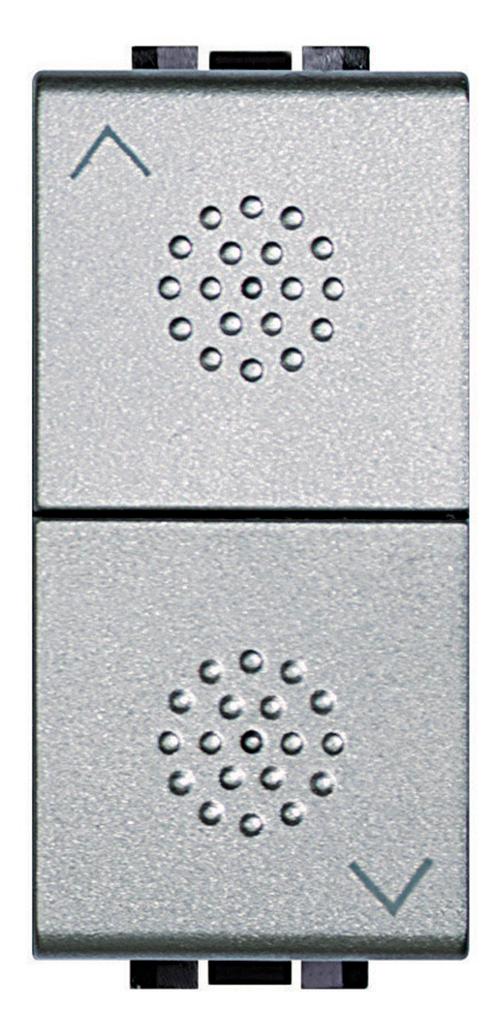 Conmutador con doble tecla