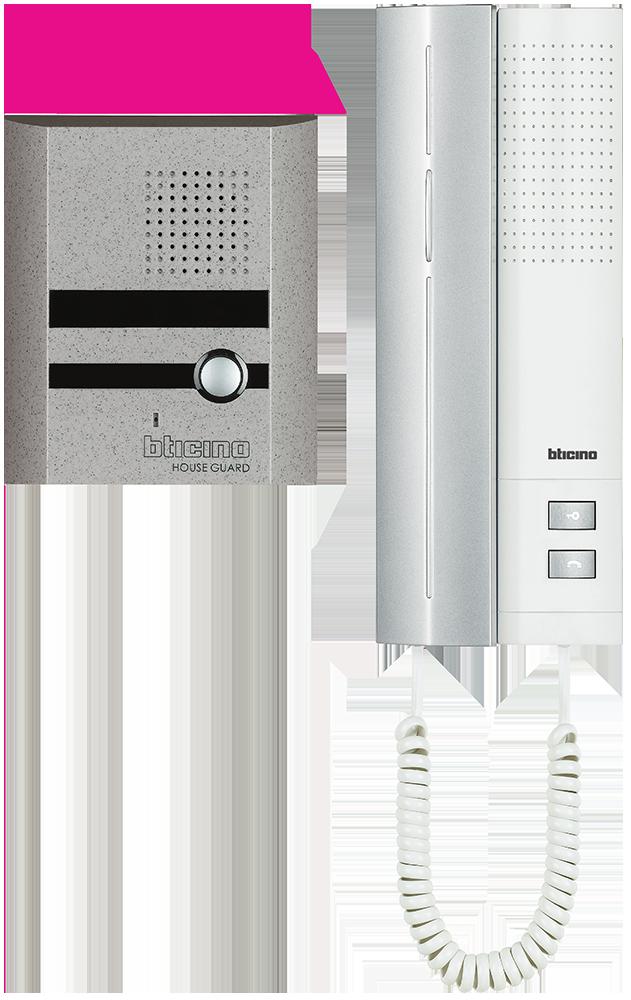 Kit de interfon de audio