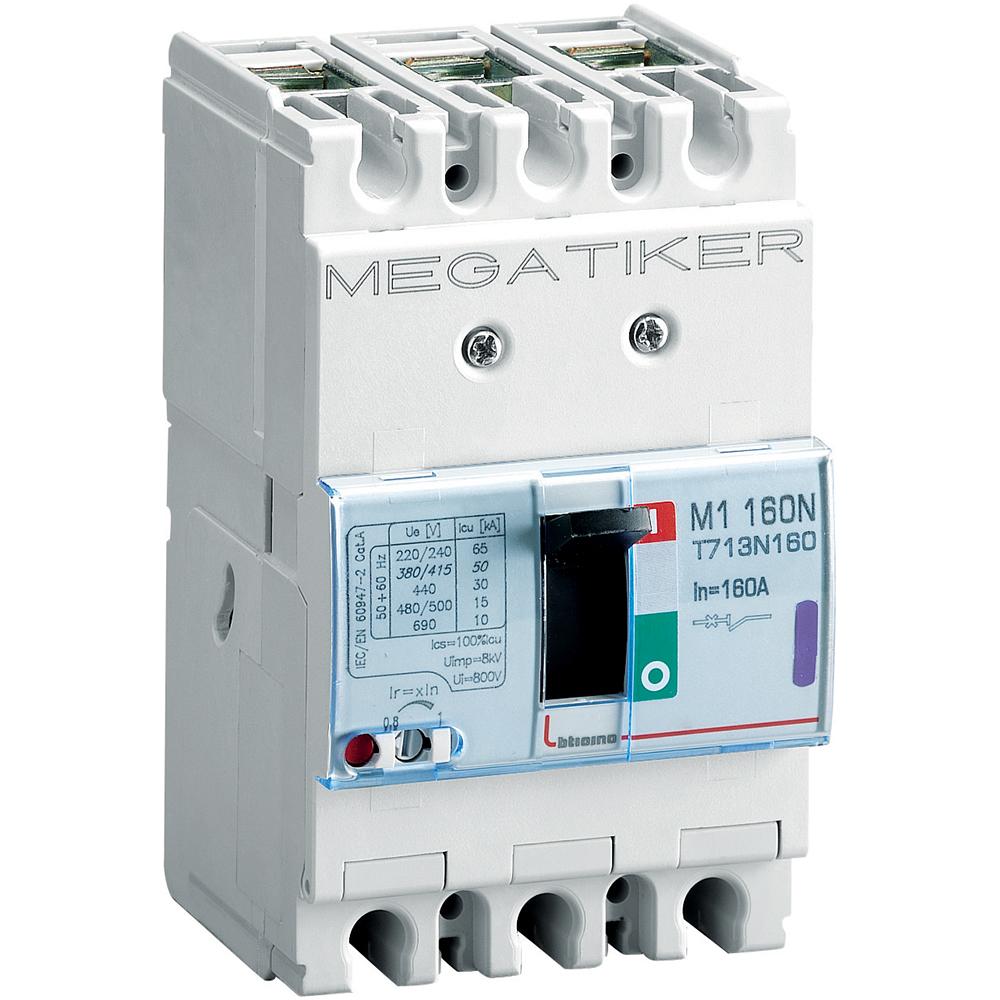 Interruptor termomagnético M1