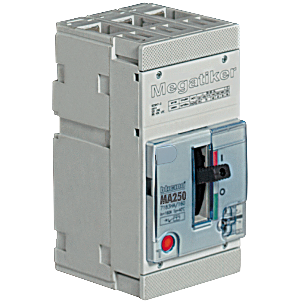 Interruptor termomagnético MA250