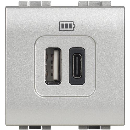 Cargador USB A+C